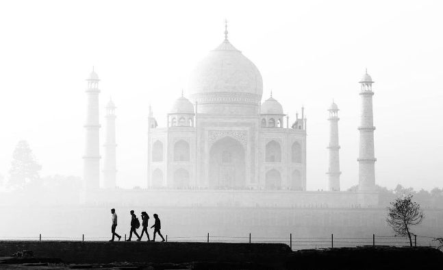 Tajmahal Photography 2021