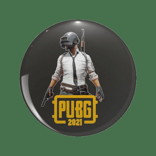 PubG 2021 Badge
