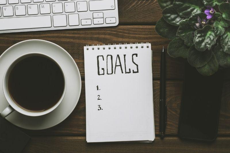 steps to achieve long term goals, long term goals