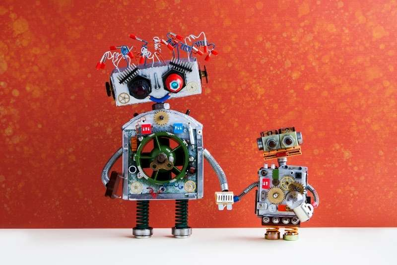 robots hall of fame 2021 by gangtokian